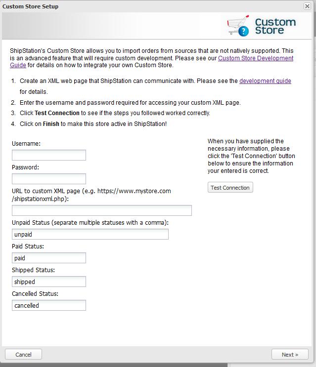 Setting Up the ShipStation Plugin - Knowledgebase - Turnkey